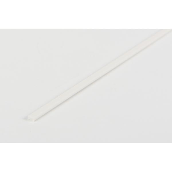 Perfil rectangular ASA mm.1,5x3x1000
