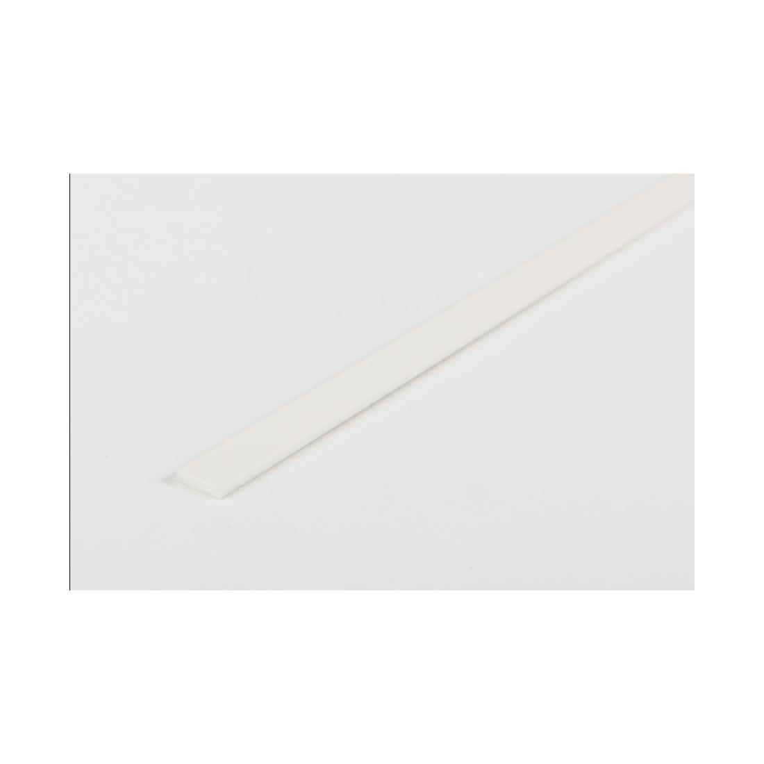 Perfil rectangular ASA mm.1,5x7x1000