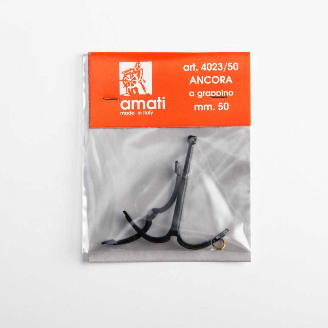 Grapnel anchors mm.50