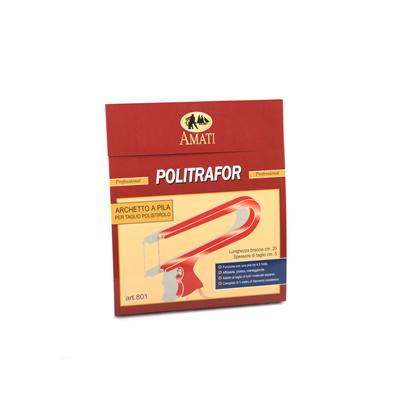 Politrafor - Archet pour polystyrene