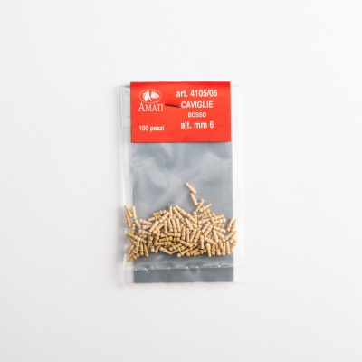 Boxwood belaying pins mm.6