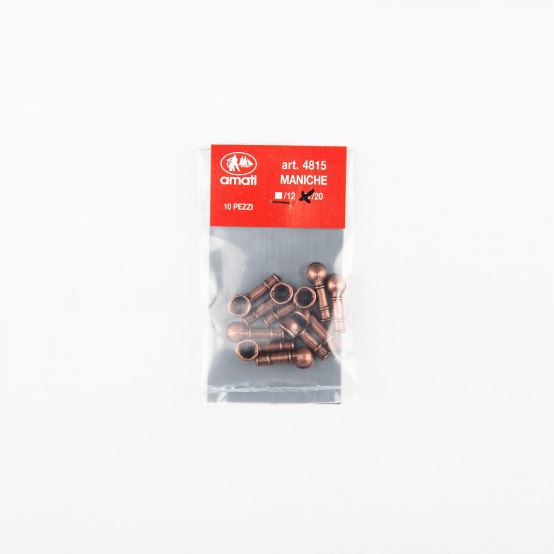Ventiladores de metal mm.20