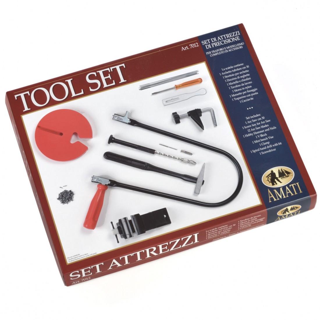 Set outils à bois