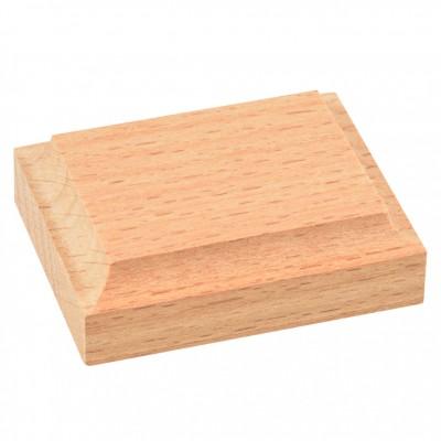 Base de madera 50x40 mm