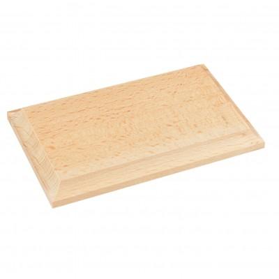 Base de madera 160x100 mm