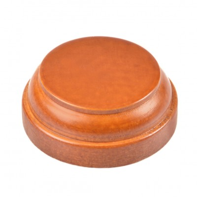 Wooden round base mm.50...