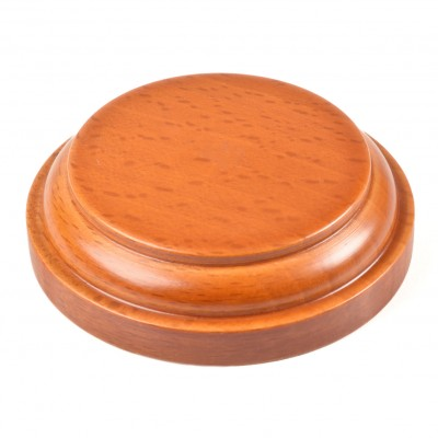 Wooden round base mm.70...