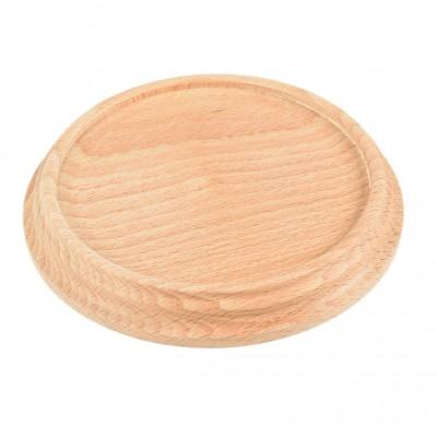 Wooden round base ø 140