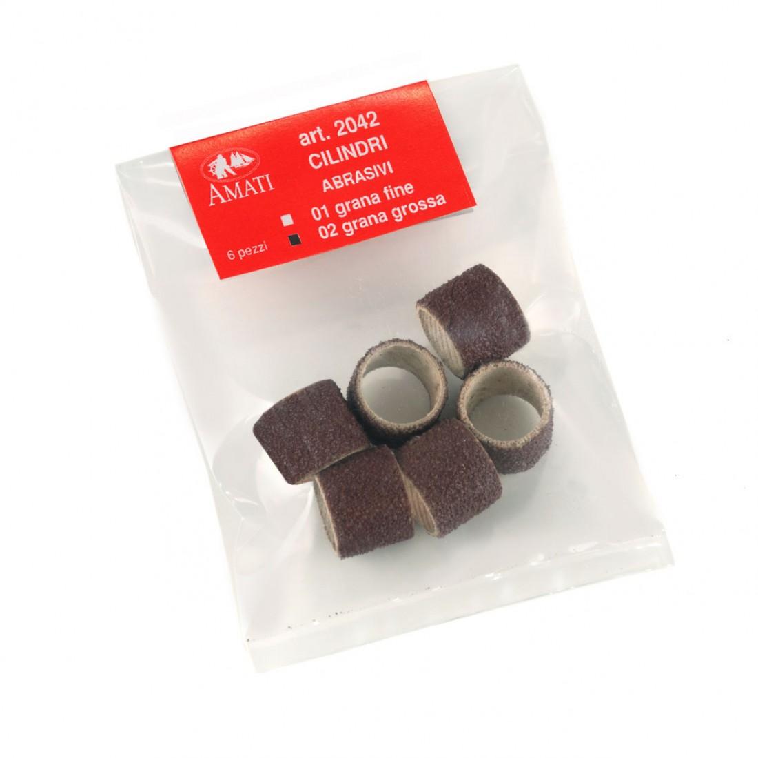 Abrasive belt (coarse grain)