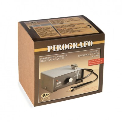 Hobby Pyrograph