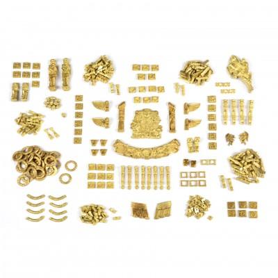 H.M.S. Prince accessories set