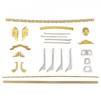 Set de accesorios Serpa...