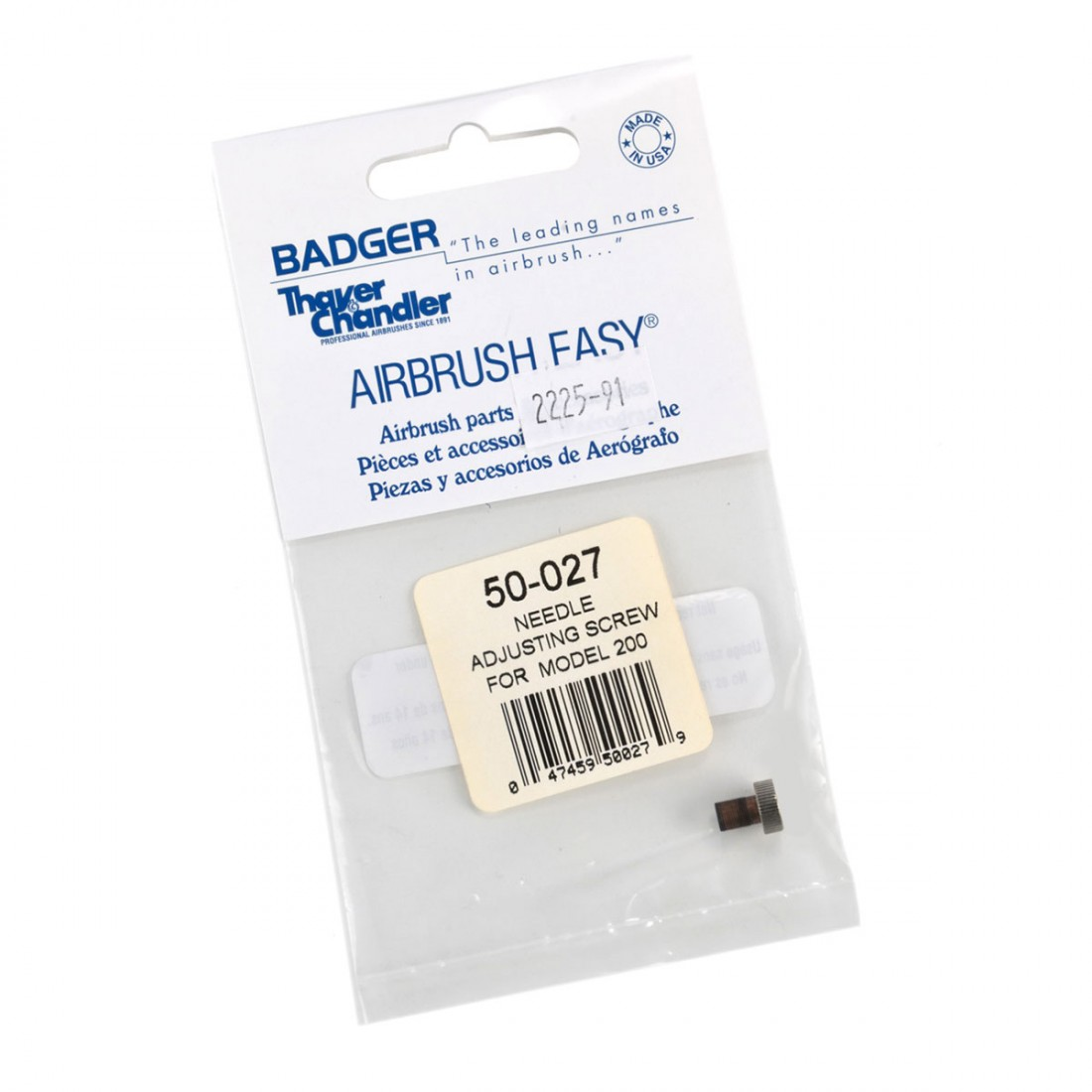 Badger 50-027