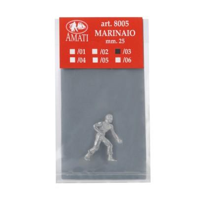 Metal sailors mm.25