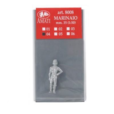 marineros de metal mm.35