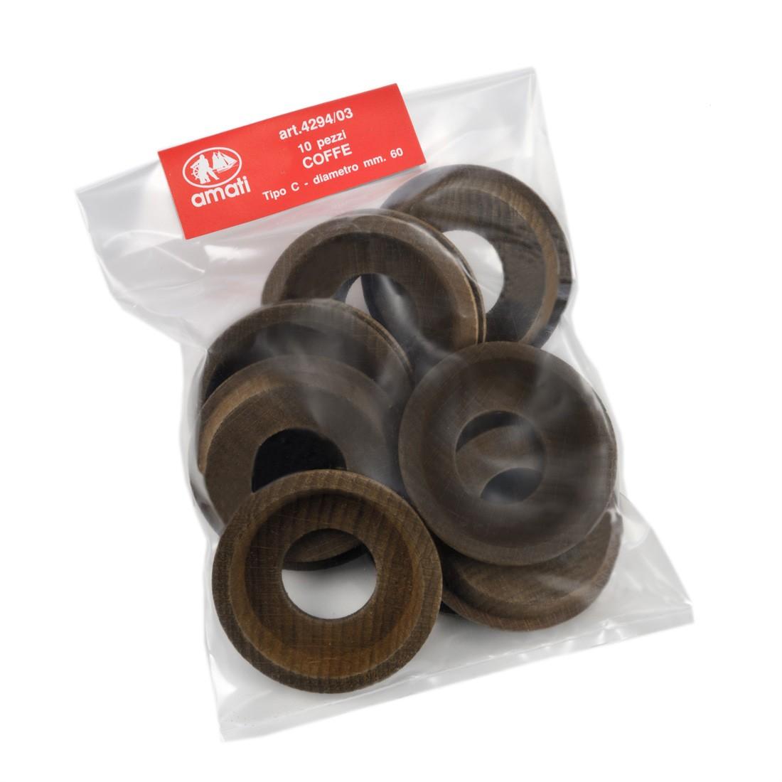 Coffe mm.60 in legno