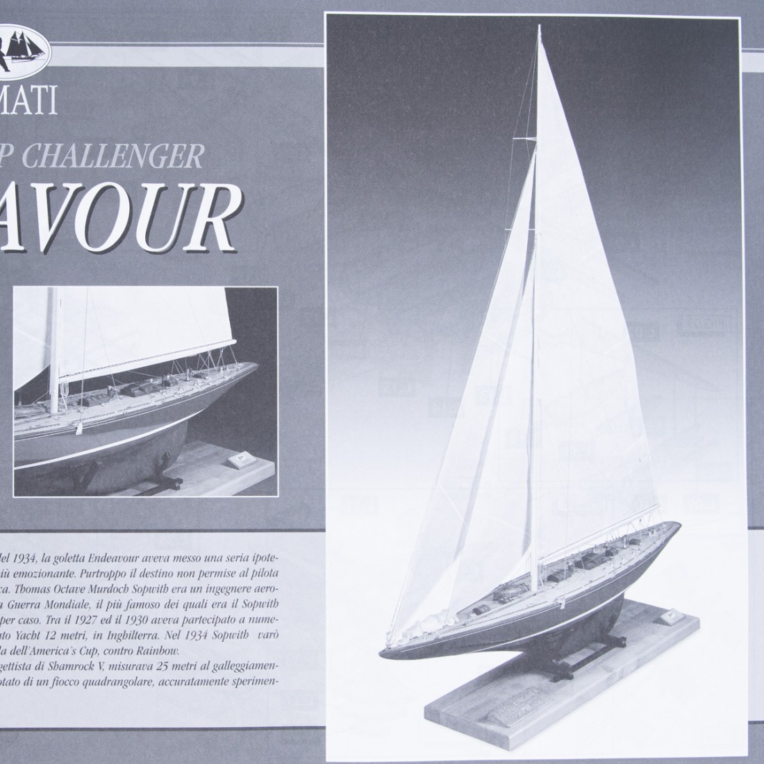 Endeavour Plan