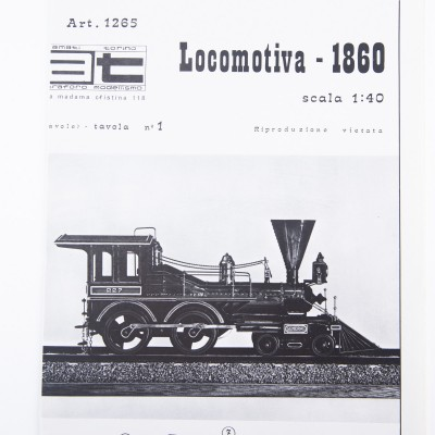 Locomotive Plan