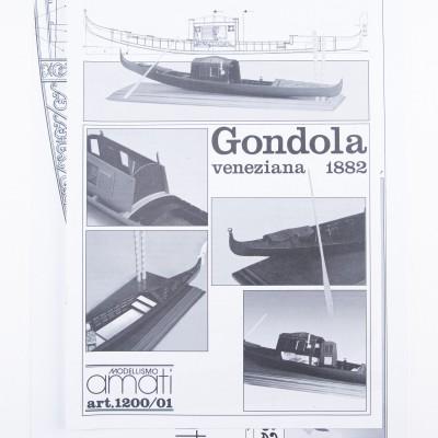 Piano costruzione Gondola...