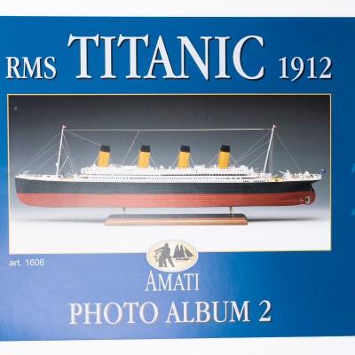 Plan Titanic 1:250