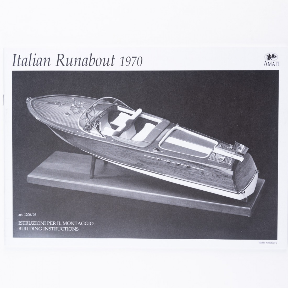 Plan Runabout 1970