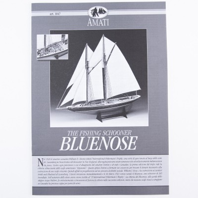 Plan Bluenose