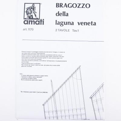 Piano costruzione Bragozzo
