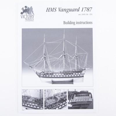 Plan HMS Vanguard 1787