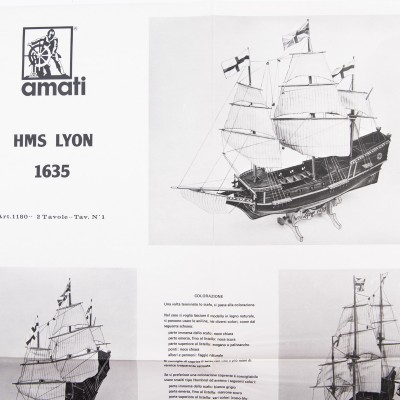 Piano costruzione Lyon -...