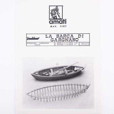Barca di Gargnano Plan