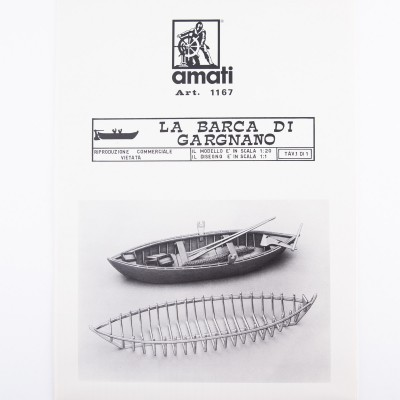 Barque du Gargnano