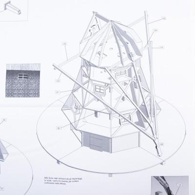 Plan de molino de viento...