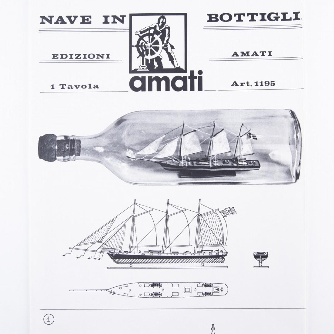 Bateau en bouteille