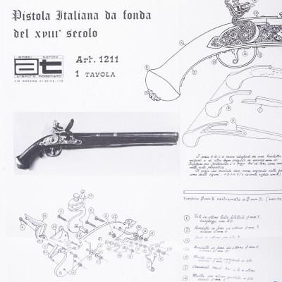 Piano costruzione Pistola...