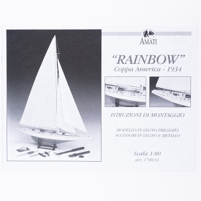 Plan Rainbow 1:80