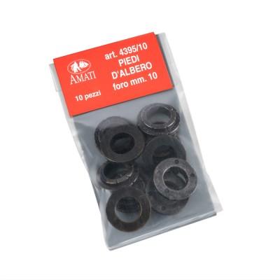 Tacones de metal mm.10