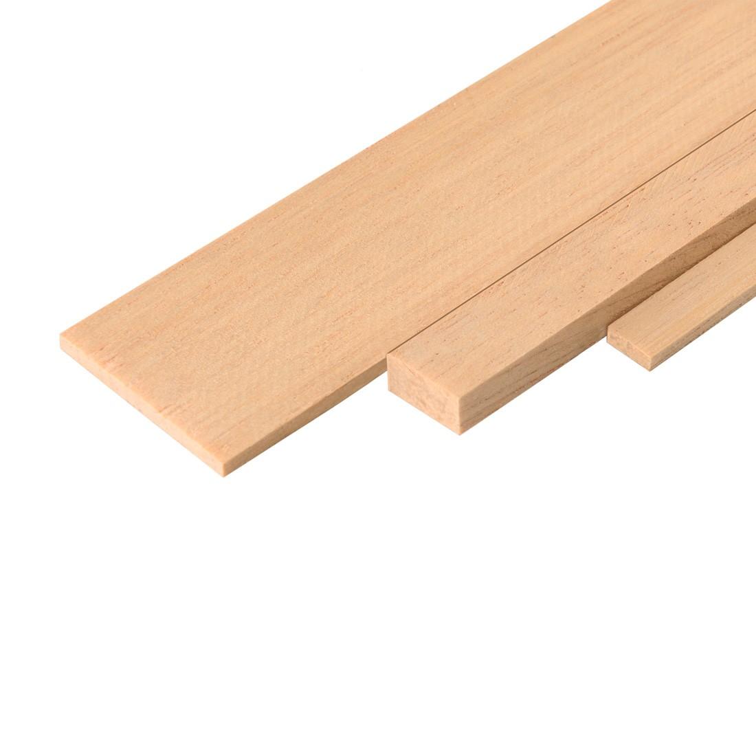 Tira de madera ramin mm.2x4