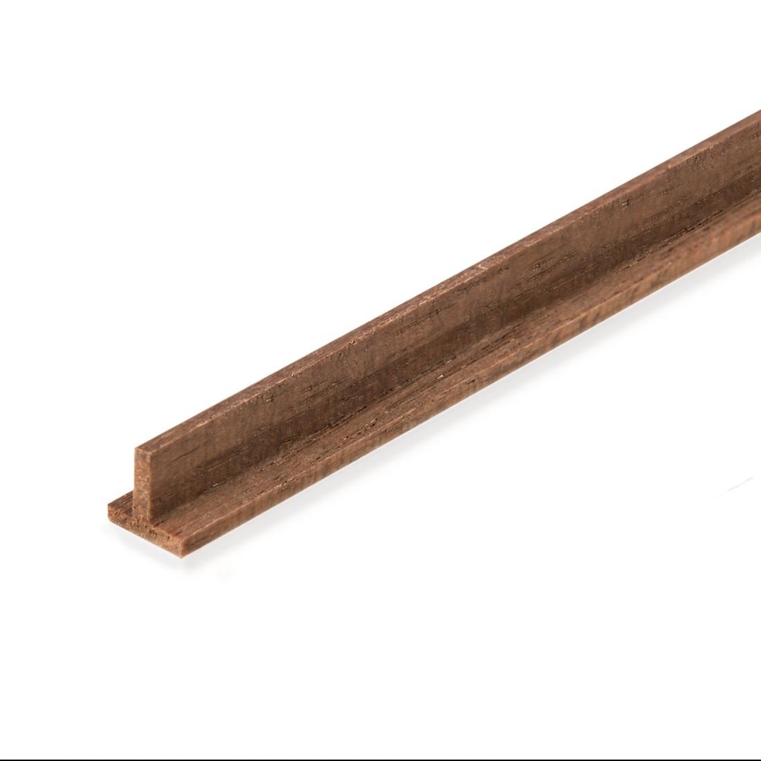 Profilati Noce mm.4x4x500 sez. T