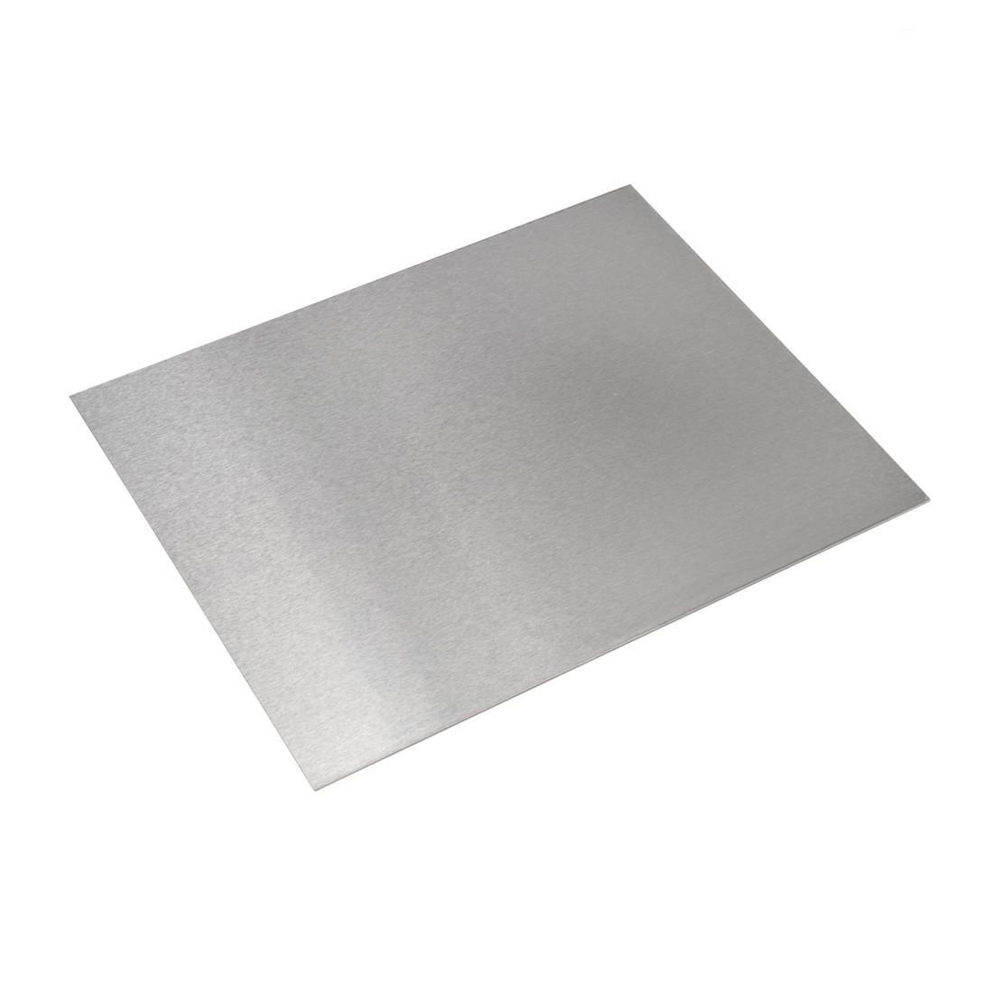 Lastra Alluminio mm.250x200 spess. 0,5