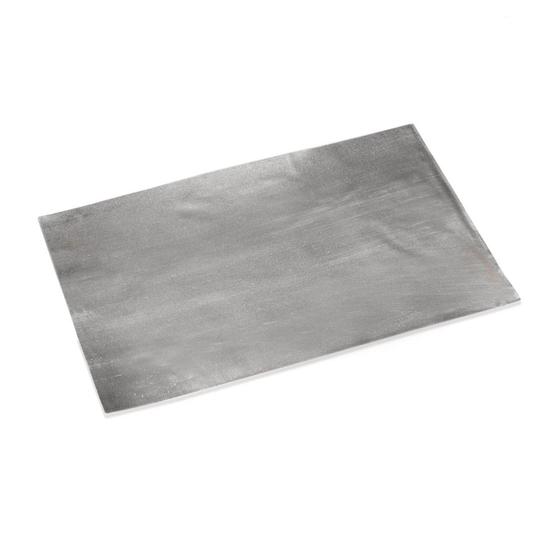 Hojas de estaño de 0,2 mm.150x100