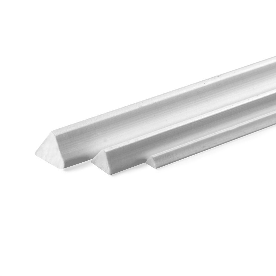 ASA triángulo 60 ° perfil mm.2x1000