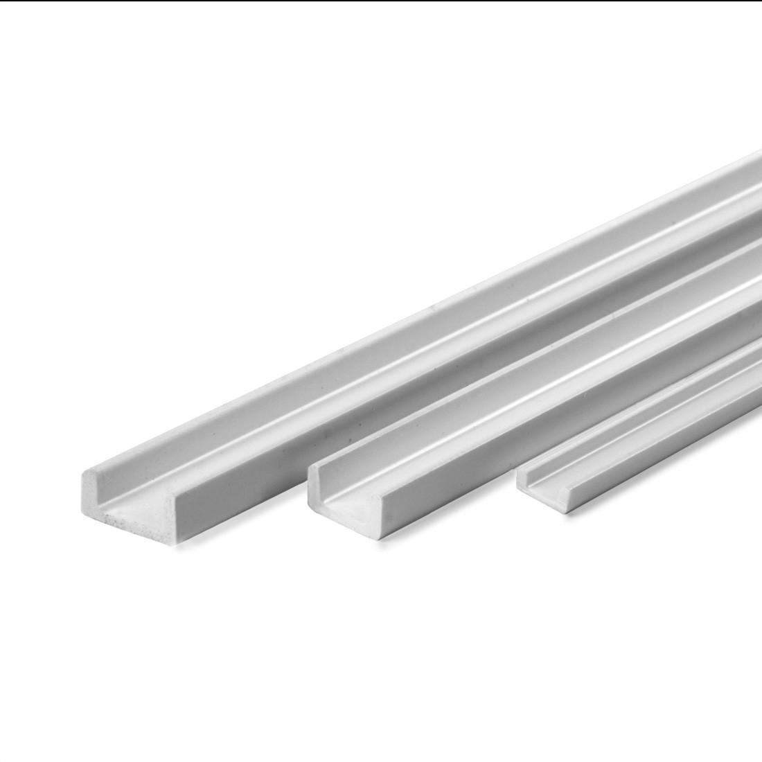 ASA C profile mm.2x4x1000