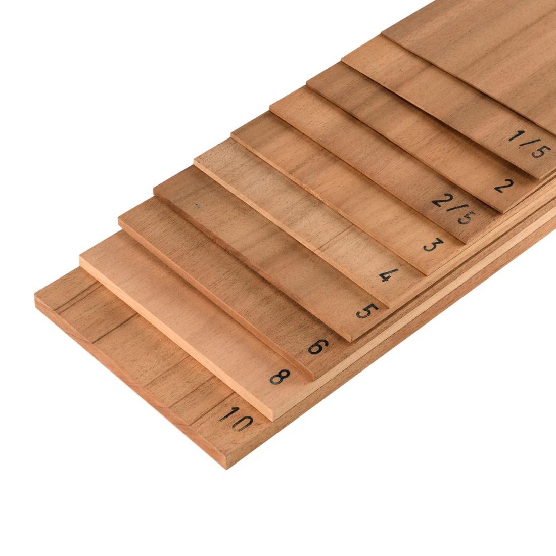 Planche dibetou mm.1x100x1000