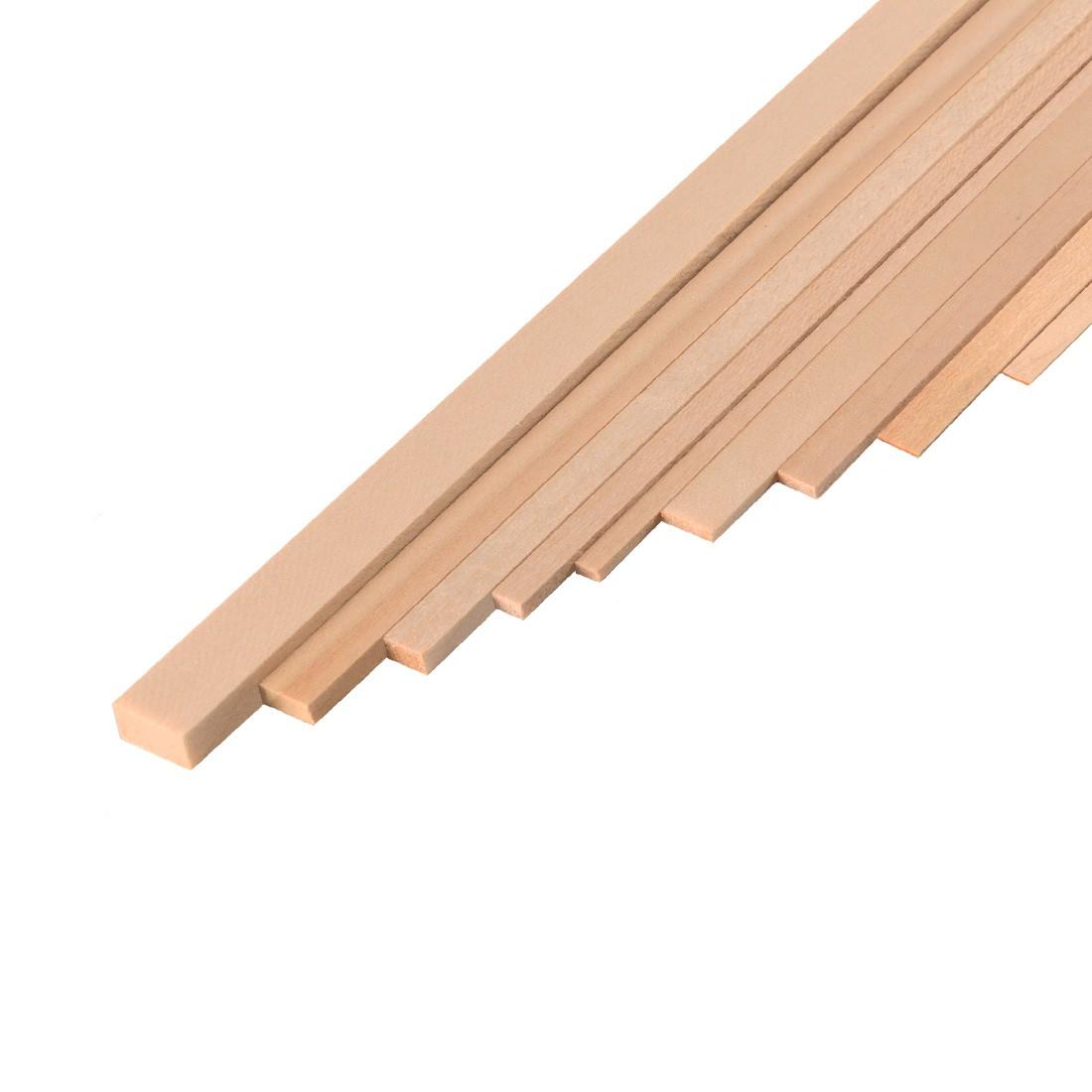 Tira de madera de leña 0,5x3