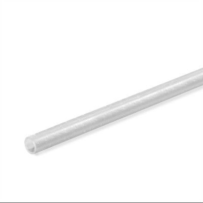 Transparent tube mm.2x3x330