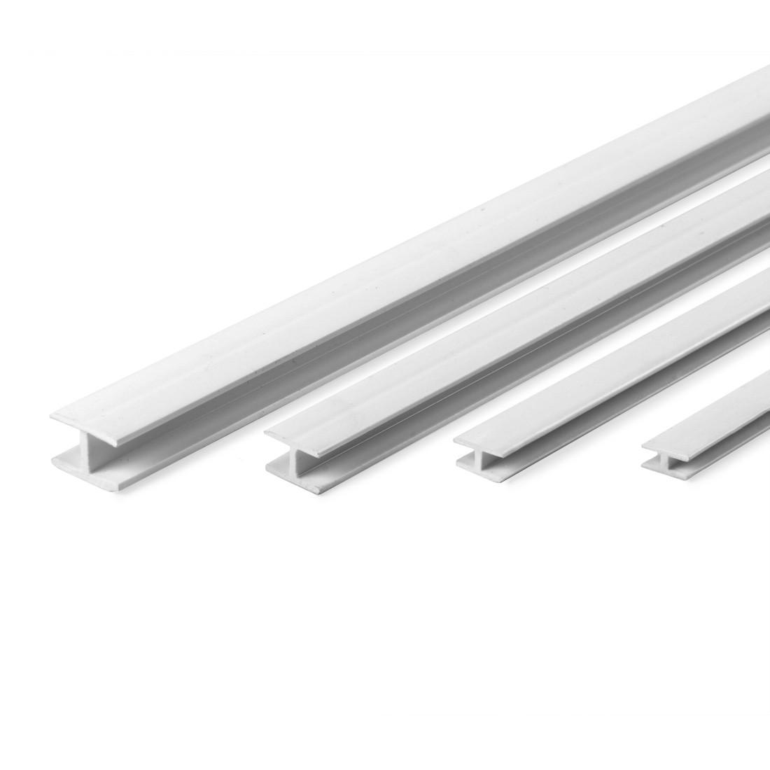 Profile ASA connecteur plat mm.4x1000