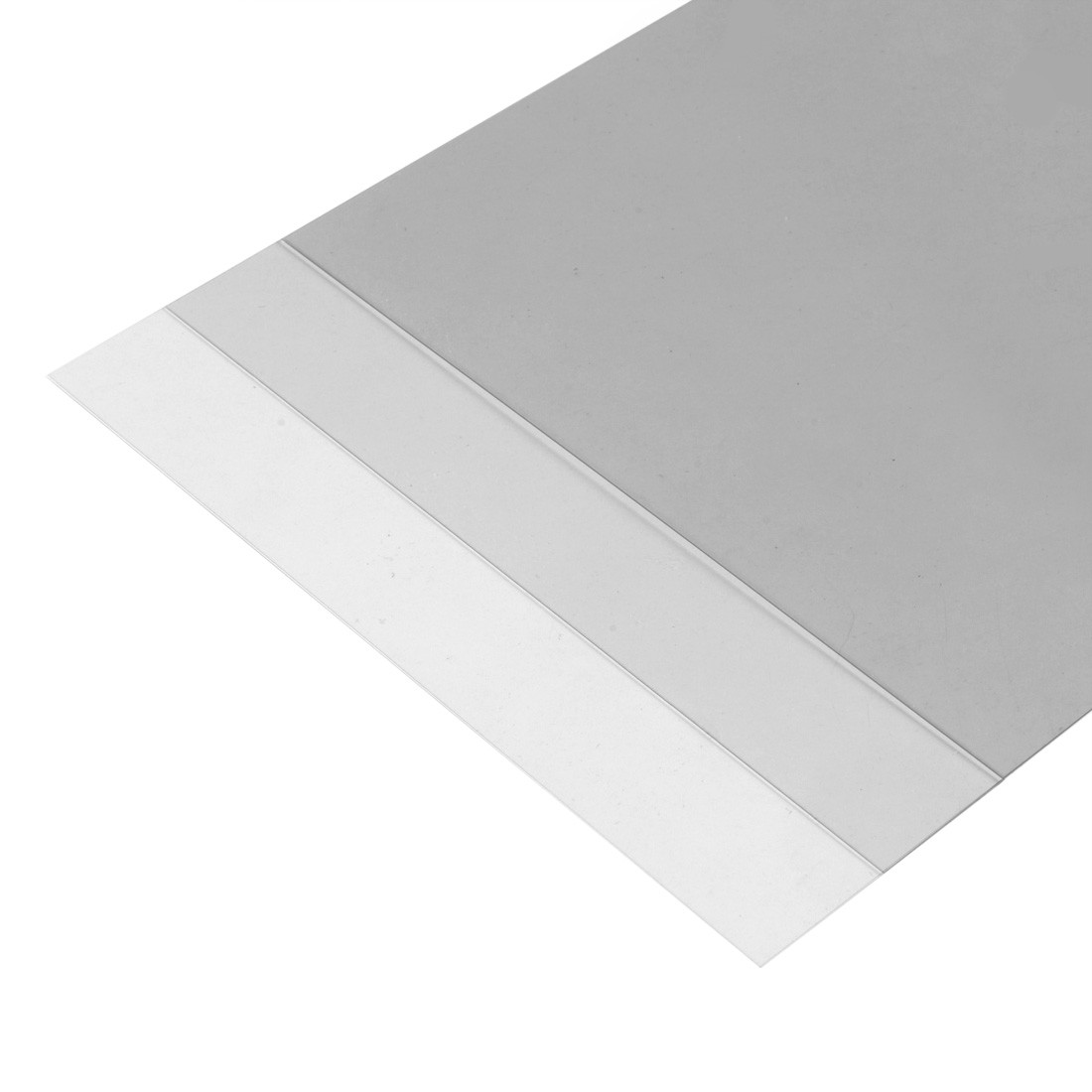 PVC clear sheet mm.194x320 - mm. 0,40