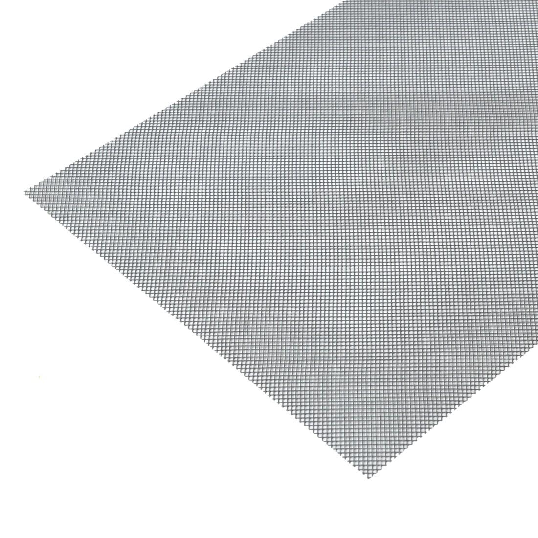 Feuille PVC perforée  mm 185x290