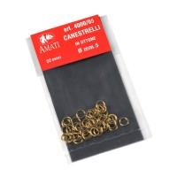 Canestrelli ottone mm.5 (50 pz)