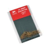 Moschettoni ottone mm.7 (50 pz)